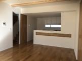 完成したN様邸のリビングです。郡山市田村町| 郡山市 新築住宅 大原工務店のブログ