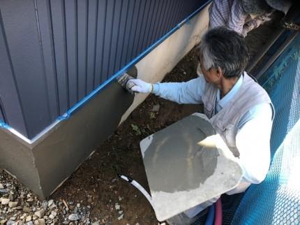 新築の基礎仕上げです。|郡山市 新築住宅 大原工務店のブログ