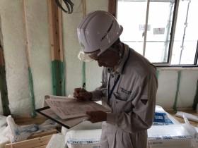 上棟検査は瑕疵保険に必要|郡山市 新築住宅 大原工務店のブログ
