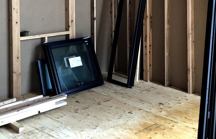 LIXILの防火窓、防火FG-Hを使用します。郡山市富久山町| 郡山市 新築住宅 大原工務店のブログ