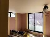 パテ塗りが終わった写真です。郡山市富田町M様邸| 郡山市 新築住宅 大原工務店のブログ