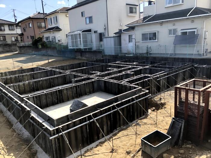 全体図です。須賀川市和田| 郡山市 新築住宅 大原工務店のブログ
