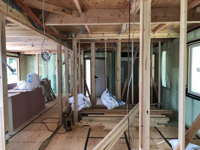 機密測定の結果クリアでした。郡山市日和田町  郡山市 新築住宅 大原工務店のブログ