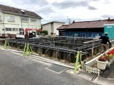 立ち上がりコンクリートの型枠が組まれました。郡山市喜久田町I様邸| 郡山市 新築住宅 大原工務店のブログ