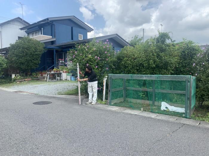 新築注文住宅の敷地調査を行いました。 郡山市富田町 | 郡山市 新築注文住宅 大原工務店のブログ