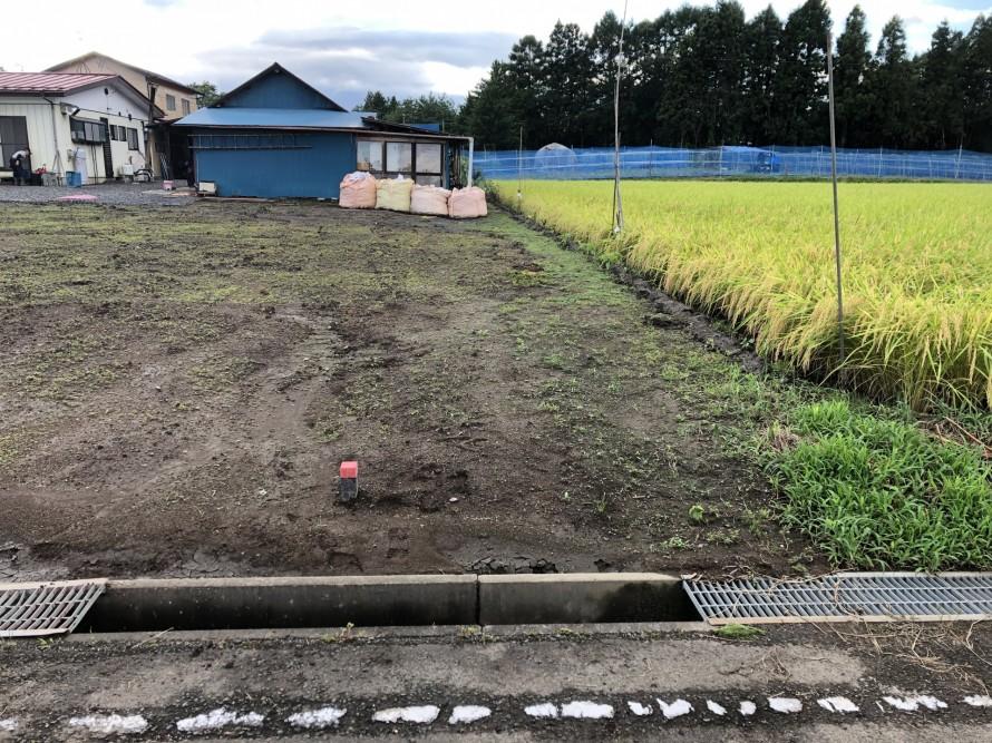 矢吹町で現場調査|郡山市 新築住宅 大原工務店のブログ