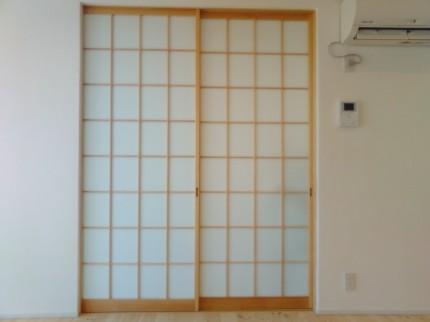 和室 扉 アクリル板