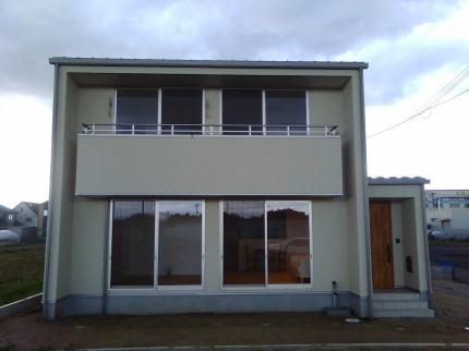郡山市北古川 新築モデルハウス