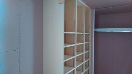 造作の本棚を作っております。田村市船引町|郡山市 新築住宅 大原工務店のブログ