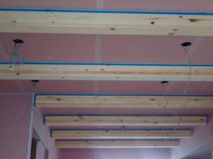 新築住宅 漆喰 塗り壁