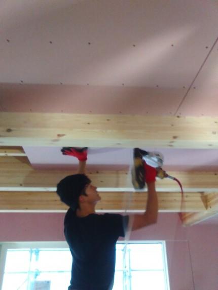 新築住宅 木工事