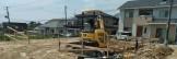 根切り工事の様子です。郡山市田村町|郡山市 新築住宅 大原工務店のブログ