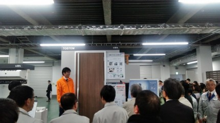 LIXIL(リクシル)の新しい玄関ドアです。須賀川市宮の杜| 郡山市 新築住宅 大原工務店のブログ