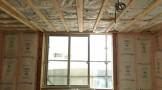 新築注文住宅の断熱材を施工してます。福島県会津若松市|郡山市 新築住宅 大原工務店のブログ