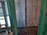 郡山市大槻町の新築住宅でUBの断熱材を施工中です | 郡山市 新築住宅 大原工務店のブログ