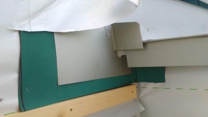 下屋の雨押え | 郡山市 新築住宅 大原工務店のブログ