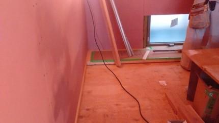小上がり和室の地窓です。|郡山市 新築住宅 大原工務店のブログ