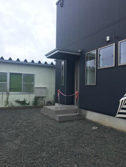 引き渡し式の準備です。田村市船引町|郡山市 新築住宅 大原工務店のブログ