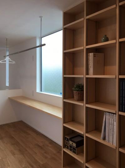 仕上がるとこんな感じです。|郡山市 新築住宅 大原工務店のブログ