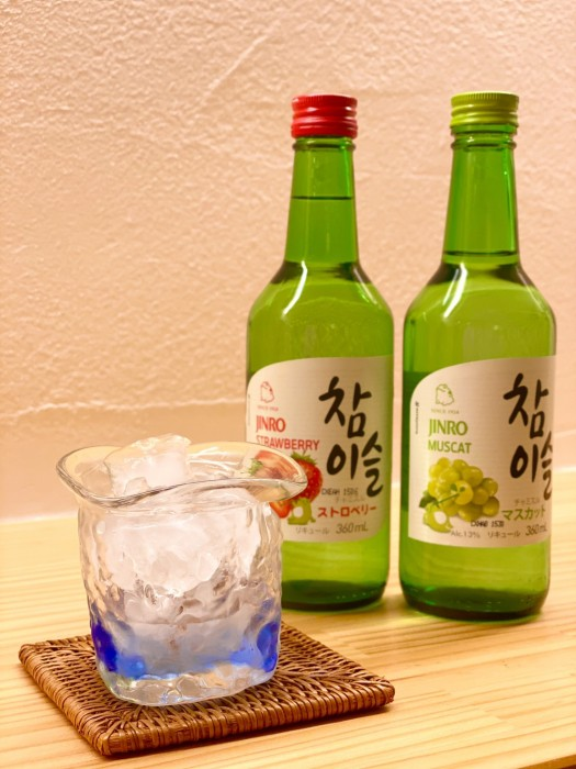 韓国のお酒チャミスル|郡山市 工務店 大原工務店のブログ