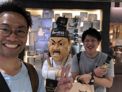 串カツのだるまにいってきました。新大阪@|郡山市 新築住宅 大原工務店のブログ