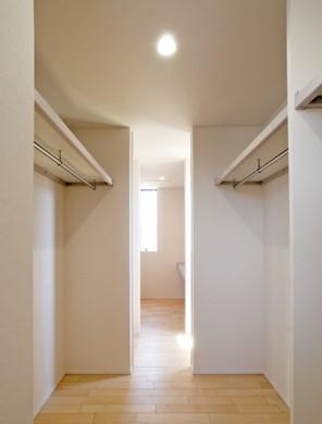 趣味のDJブースを設えた箱型の家~WIC~|郡山市 注文住宅 大原工務店 施工例