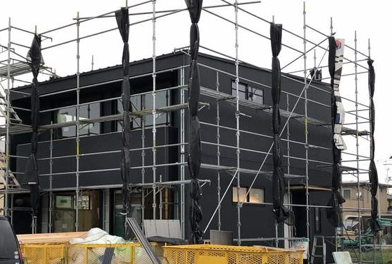 大原工務店で施工している、新築モデルハウスは、もう少しで木完です。郡山市安積町| 郡山市 新築住宅 大原工務店のブログ
