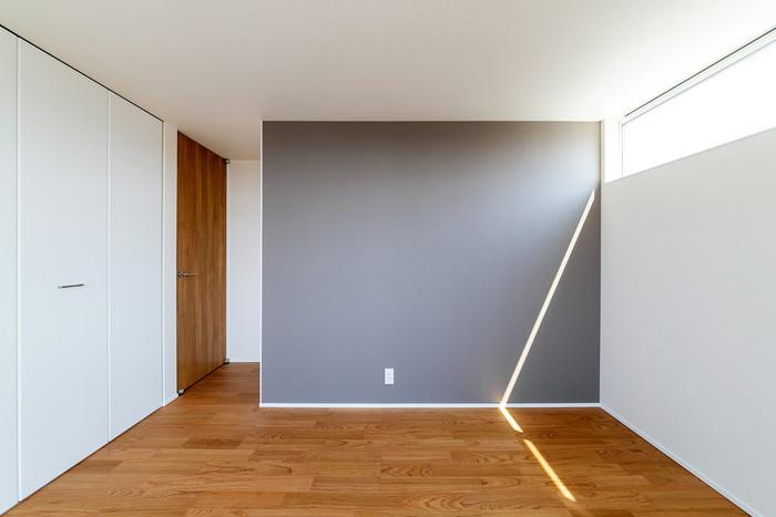 オシャレなM様邸、居室の様子です。須賀川市森宿  郡山市 新築住宅 大原工務店のブログ