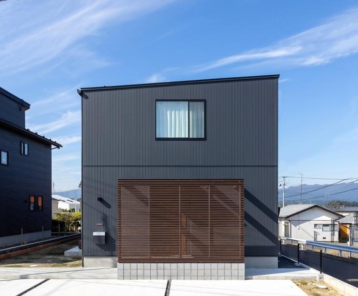 お客様のお気に入りポイント3外観| 郡山市 新築住宅 大原工務店のブログ
