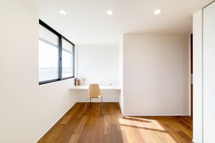 モデルハウス「シンフォニー」の子供部屋です!  郡山市 新築住宅 大原工務店のブログ