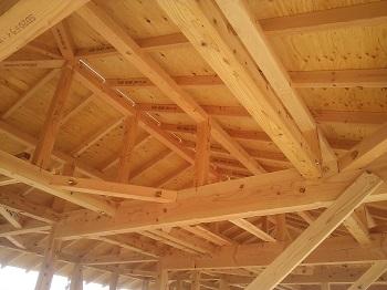 郡山市田村町で新築住宅「構造見学会」を開催します