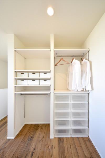 モデルハウス「ライフボックス」の2階フリースペースです。| 郡山市 新築住宅 大原工務店のブログ