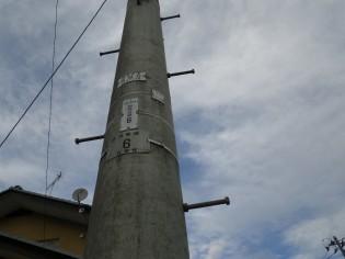 南側電柱2