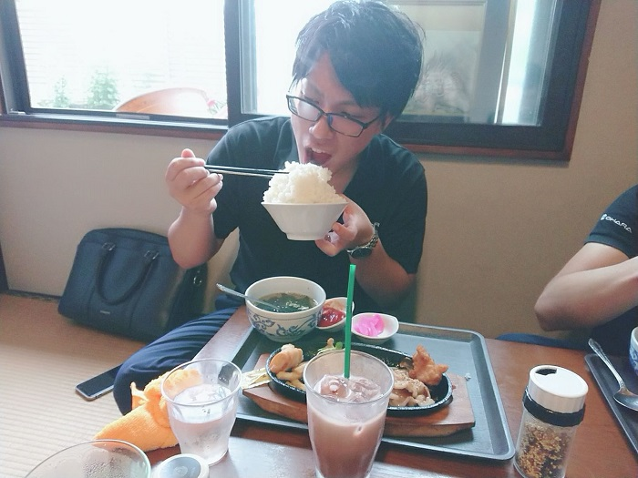 駅前にある大成というお店のランチを食べてきました。岩瀬郡鏡石町  郡山市 新築住宅 大原工務店のブログ