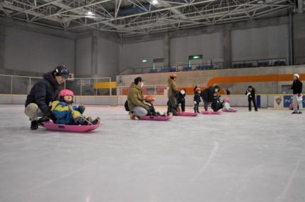 施主様感謝DAY2019 氷上の競技が大盛り上がりでした。| 郡山市 新築住宅 大原工務店のブログ
