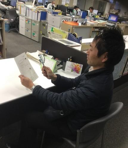 役所調査をしている社長です。福島県福島市役所|郡山市 新築住宅 大原工務店のブログ