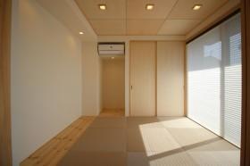 郡山市安積町モデルハウス「ライフボックス」の和室です。| 郡山市 新築住宅 大原工務店のブログ