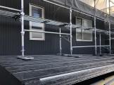 外壁貼り工事進んでます。郡山市町東|郡山市 新築住宅 大原工務店のブログ