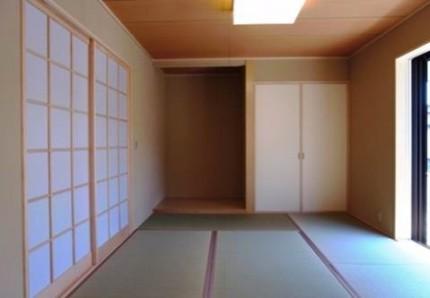 開放感溢れる和モダンな注文住宅AZUSA-和室-|郡山市 注文住宅 大原工務店の施工例