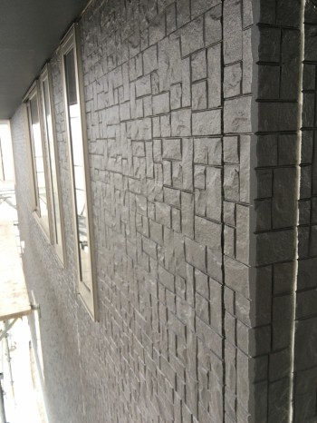 矢吹町 新築住宅H様邸では内部造作が進んでおります。