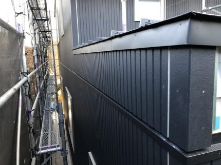 外壁貼り進んでいます。郡山市町東|郡山市 新築住宅 大原工務店のブログ