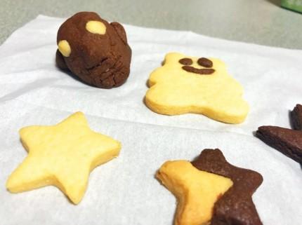 自宅で手作りクッキーを作りました。郡山市安積町|郡山市 新築住宅 大原工務店のブログ