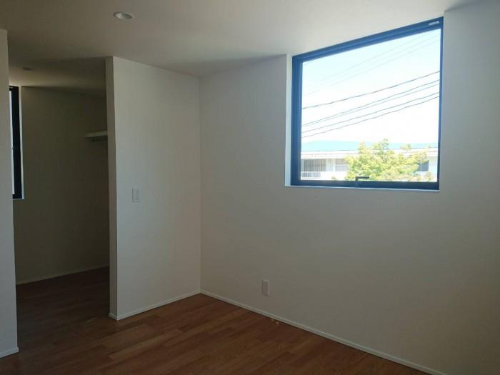 郡山市成山町N様邸主寝室です。| 郡山市 新築住宅 大原工務店のブログ