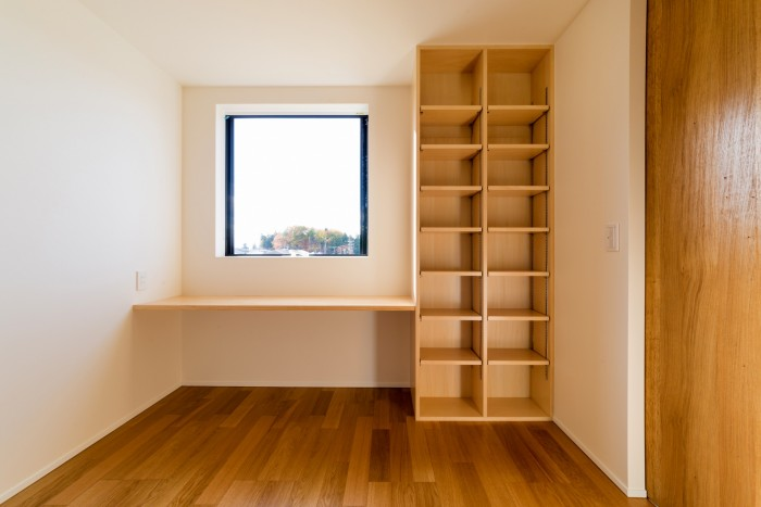 お客様邸の2階にあるフリースペースです。| 郡山市 新築住宅 大原工務店のブログ