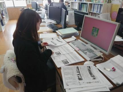 ニュースレター一つ一つ丁寧に作成しています。| 郡山市 新築住宅 大原工務店のブログ