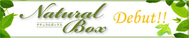 natural boxナチュラルボックスロゴ