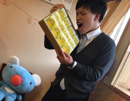 S様、差し入れありがとうございます。須賀川市北横田|郡山市 新築住宅 大原工務店のブログ