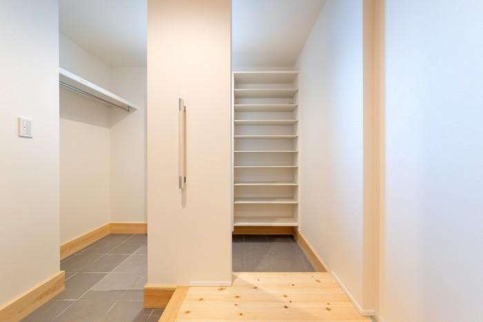 K様邸の玄関です。  郡山市 新築住宅 大原工務店のブログ