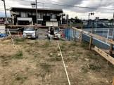 新築注文住宅H様邸、丁張です。郡山市富久山町| 郡山市 新築住宅 大原工務店のブログ