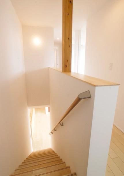階段|郡山市 デザイン住宅 大原工務店の商品ラインナップ